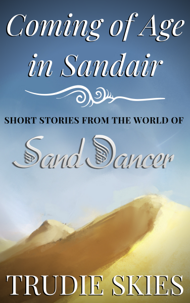 Coming of Age in Sandair Cover